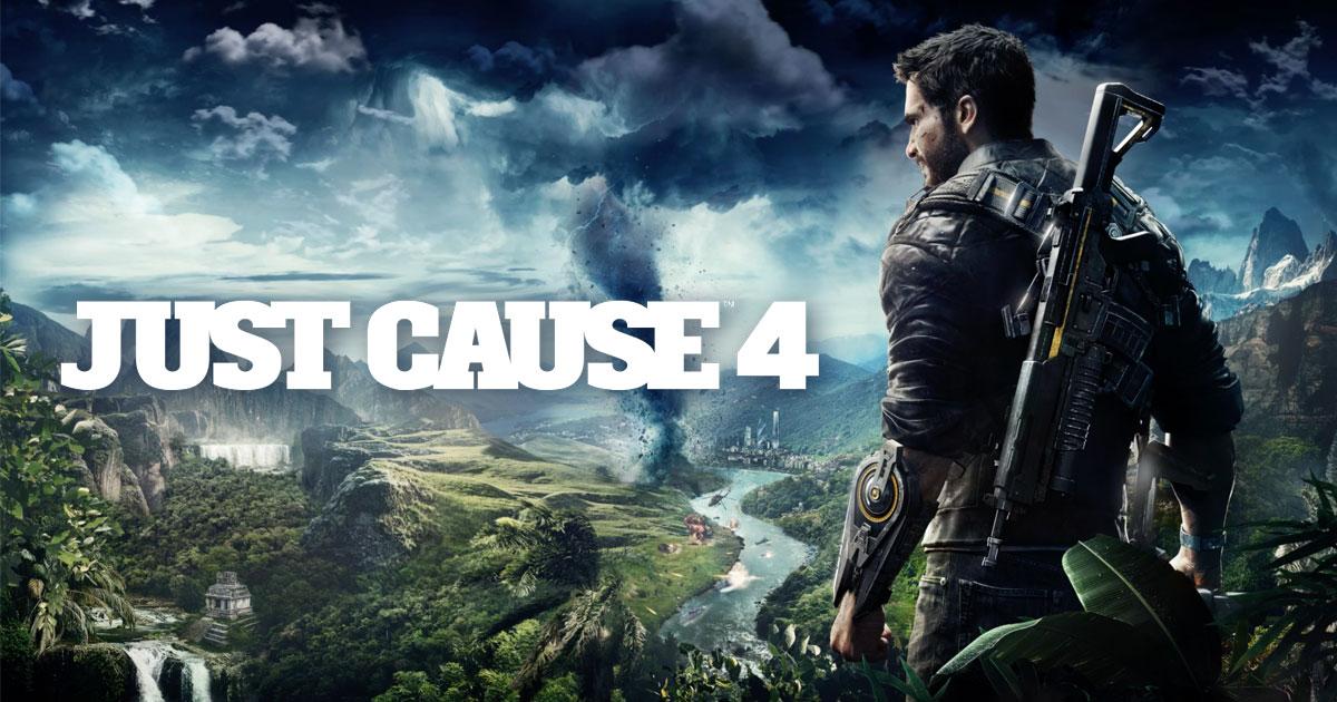petualangan yang akan dikembangkan oleh Avalanche Studios dan diterbitkan oleh Square Enix Spesifikasi PC - Just Cause 4