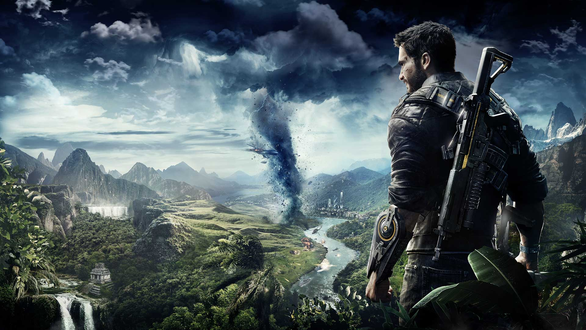 Image result for JUST CAUSE 4